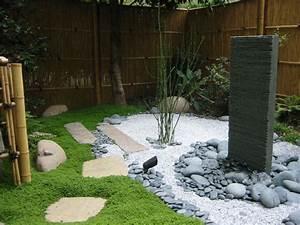 Fontaine Exterieur Zen : fontaine de jardin zen exterieur fontaine developpement ~ Nature-et-papiers.com Idées de Décoration