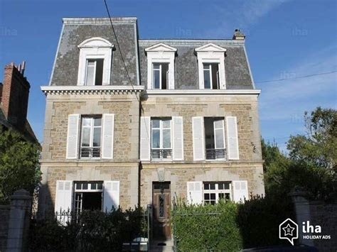 chambres d hotes st malo malo rentals in a villa for your holidays with iha