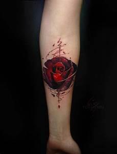 ᐅ tatuajes de rosas en el brazo tatuajes tattoos