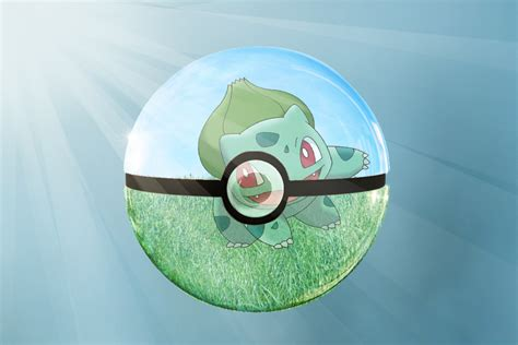 pokeball bulbasaur by roebot01 deviantart on