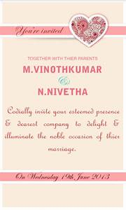 Wedding invitation wording wedding invitation wordings sms for Wedding invitations by sms