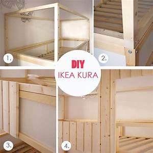 Ikea Kinderzimmer Ideen : hochbett haus pinterest hochbetten kinderzimmer und ~ Michelbontemps.com Haus und Dekorationen