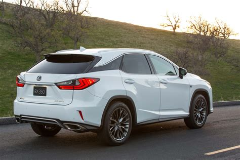 Lexus Rx Picture by 2016 Lexus Rx 350 Gallery And Specs Clublexus