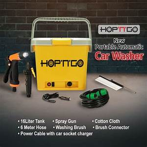 Buy New Portable Automatic Car Washer Online at Best Price in India on Naaptolcom