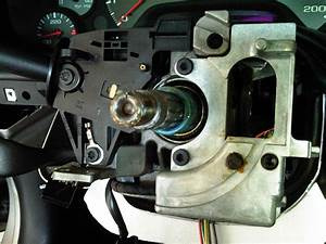 What I Did With The Steering Column Lock Corvette Forum Gm 2007 Z06 Wiring Diagrams For Dummies