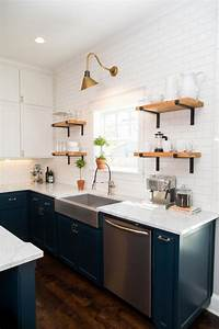 best 25 open shelving ideas on pinterest interiors With kitchen colors with white cabinets with reflex stickers