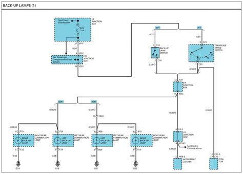 2011 Kium Optima Headlight Wiring Diagram by Repair Guides Wiring Diagrams Wiring Diagrams 15 Of