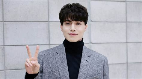 lee dong wook profile family dramas movies tv