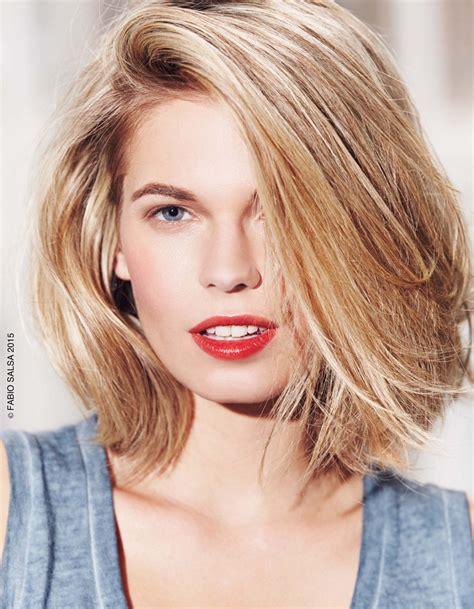 coupe de cheveux carré plongeant coupe de cheveux fabio salsa collection printemps 233 t 233 2015 quelle sera votre coiffure tendance