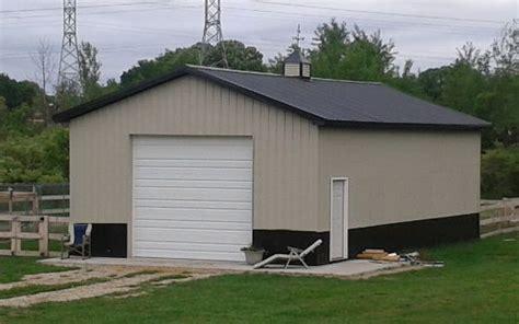 pole barn kits for sale at menards pole barn kits 24 wide optikits pole barns pole