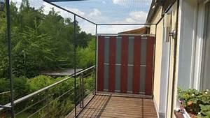 Balkon Trennwand Ohne Bohren : balkon mit katzennetz ohne bohren katzennetze nrw der katzennetz profi ~ Bigdaddyawards.com Haus und Dekorationen