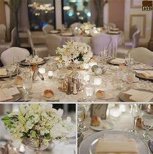 shaun liz39s winter wedding affair m2 photo With simple vintage wedding decor