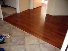 tile to laminate transition doityourself community forums