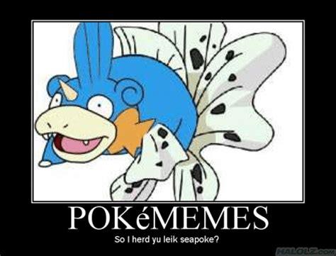 Seaking Meme - image 181338 pokemon know your meme