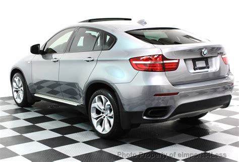 2013 Bmw X6 Xdrive50i Review by 2013 Used Bmw X6 Certified X6 Xdrive50i V8 M Performance