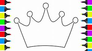How To Draw Prince Crown Easy