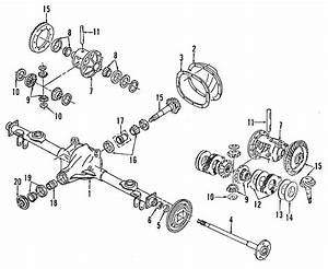 Chevrolet C20 Differential Pinion Seal  Front   Ring  Gear