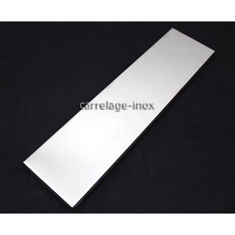 carrelage inox cuisine carrelage plinthe inox carreaux metal acier 1 linea