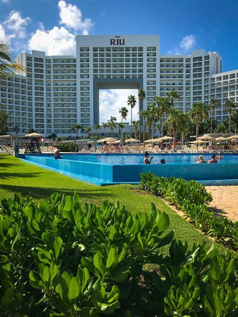 Www Riu Com Cancun Hotel Riu Palace Peninsula Review Luxury And Ease In