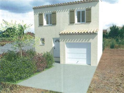 plan maison 4 chambres maison avec garage integrémodèle maison avec garage