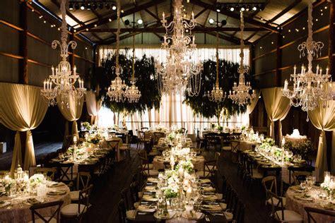 Beautiful & Rustic Barn Reception Wedding