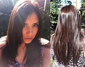 Barefaced Brush Up Garnier Olia Hair Color Review