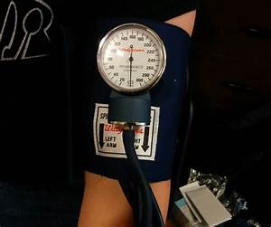 How To Manually Take Blood Pressure   10 Steps  With