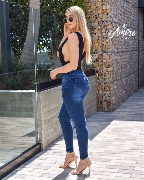 Pin On Amore Jeans