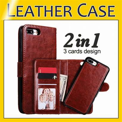 Magnetic Iphone Case Leather Pocket Xr Cell