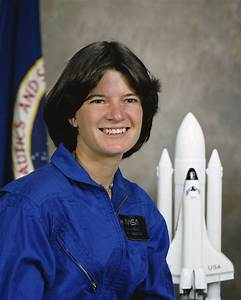 Sally Ride - America's First Woman in Space - Remembered ...