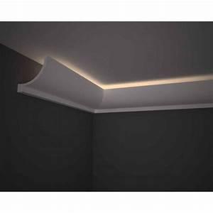 Eclairage Indirect Plafond : corniche clairage ref ce290 dim ~ Melissatoandfro.com Idées de Décoration
