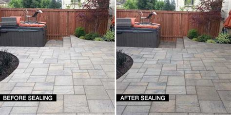 lewis landscape services patio sealing portland oregon