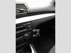 EasyMount Handyhalterung in BMW Fahrzeugen EasyMount