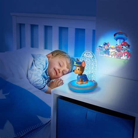 child bedroom light paw patrol chase 3 in 1 magic go glow night light 11081   062e51b3 83b2 424b b883 150acb53e2e3