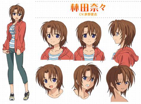 golden time anime japanese name nana hayashida golden time anime characters database