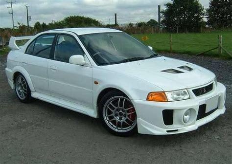 Mitsubishi Evo 5 1998-1999
