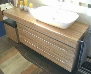 Badezimmer Unterschrank Holz : badezimmer waschbecken mit unterschrank ~ One.caynefoto.club Haus und Dekorationen