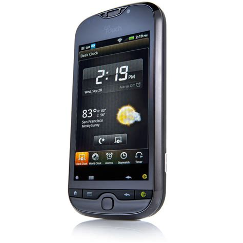 team mobile phones t mobile mytouch 4g slide cell phone review hbcd fan