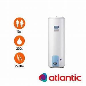 Ballon Atlantic 200l : chauffe eau vizengo 200l stable atlantic ~ Edinachiropracticcenter.com Idées de Décoration