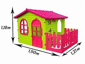 Spielhaus Kinderspielhaus mit Terrasse XXL für drinnen und