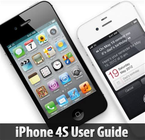 iphone 5 user guide iphone 4s user guide apple design