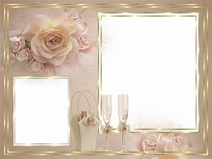 Cute Wedding Transparent Photo Frame | Gallery ...