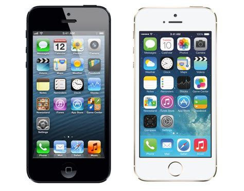 what is the difference between iphone 5c and 5s difference between the iphone 5 and 5s