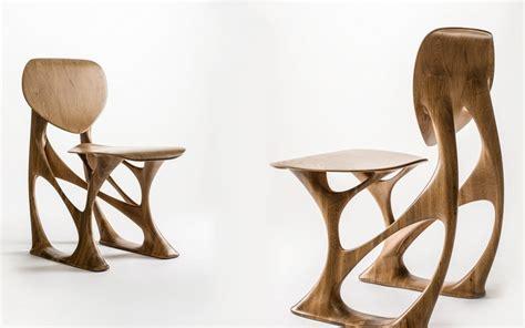 chaise en bois design s inspirer du mobilier design 30 créations nouvelles