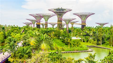 Gardens By The Bay, Singapore's Sustainable 'superpark