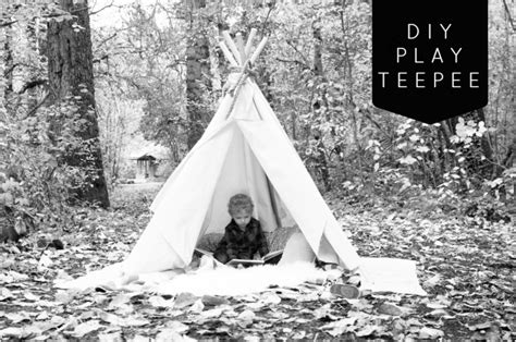 easy diy teepee plans guide patterns