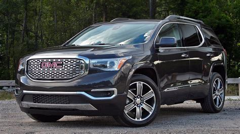 2019 Gmc Concept by 2019 Gmc Acadia Concept Release Date The Brand New 2019