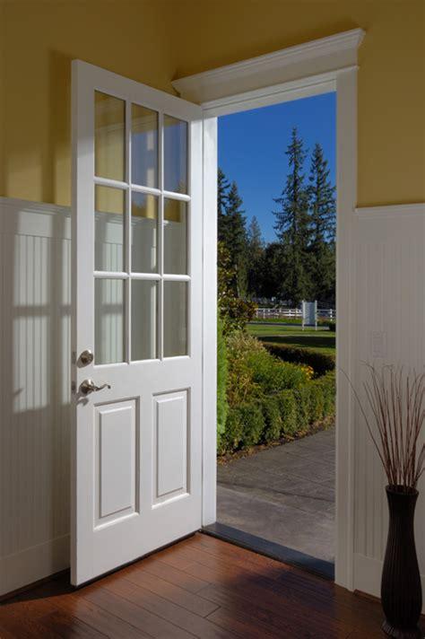 Exterior Kitchen Door With Window exterior doors entry doors doors design kitchen