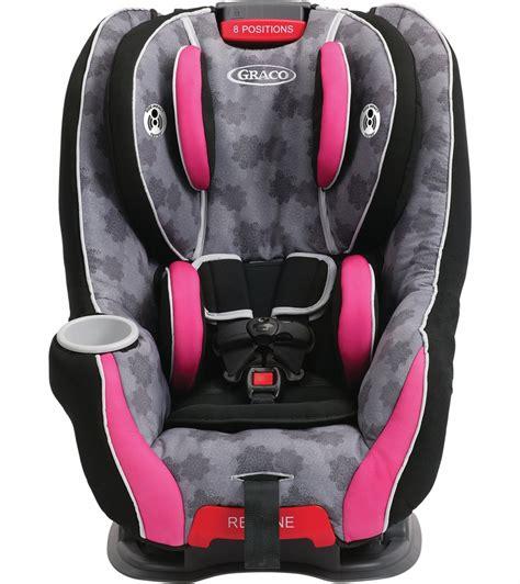 graco sizeme  convertible car seat nyssa reviews