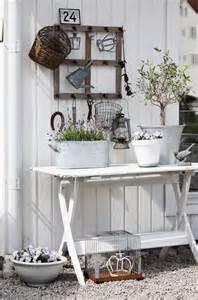 wohnideen shabby chic shabby chic decor garden storage